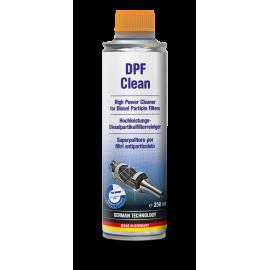 Aditivos motores diesel - Limpiador filtro antipartículas