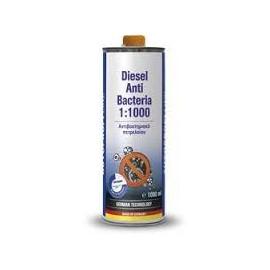 Aditivos para motores diesel - Anti bacterias