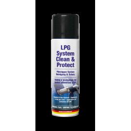 Aditivos para motores GPL - Limpieza y protección del sistema GPL