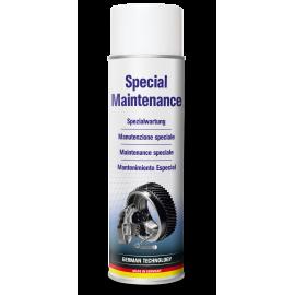 Limpieza, lubricación y mantenimiento de engranajes